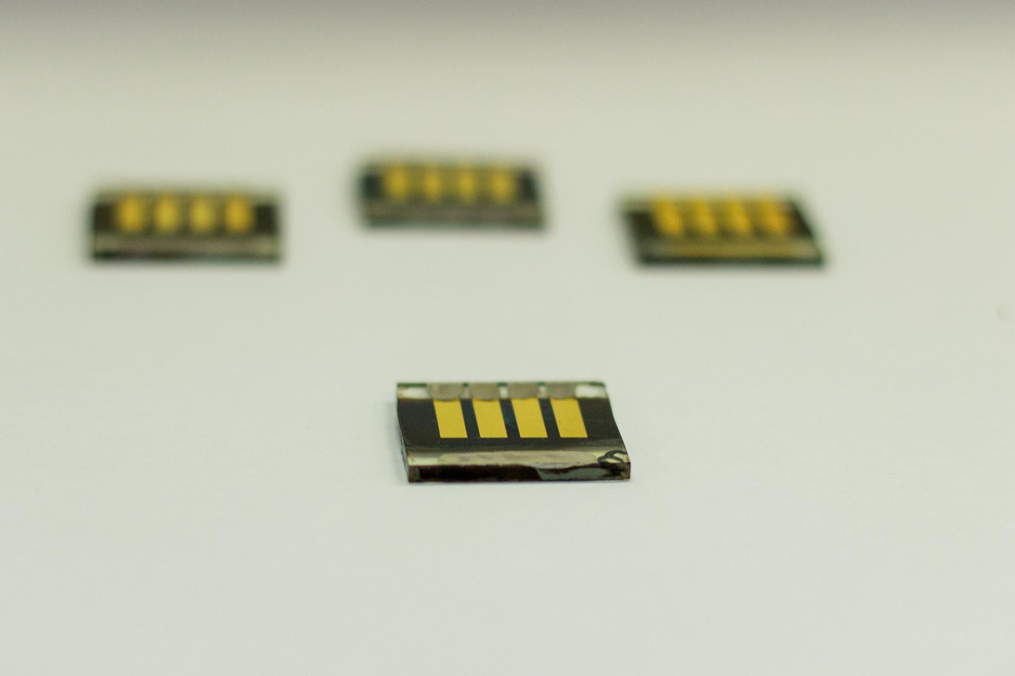 As células solares de perovskitas vêm se mostrando mais eficientes do que as células de silício