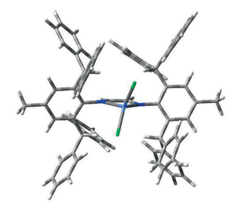 Synthesis Of Cobalt Ii Alpha Diimines Complexes And Their